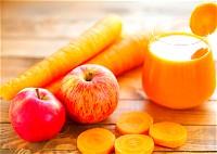 عصير التفاح مع الجزر.. صحتين