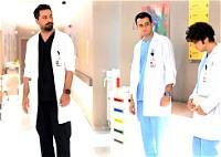 مسلسل الطبيب المعجزة الحلقة 38