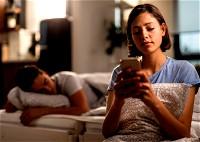 المرأة المتزوجة قد تحبّ غير زوجها!