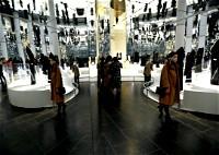 صور| عرض موضة مختلف في نيويورك