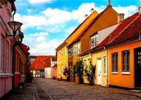 صور| رحلة إلى أودنس الدنماركية