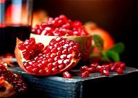 ما هي فوائد الرمان لصحة القلب؟