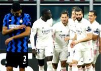 ريال مدريد يفوز على إنتر على ملعبه ويستعيد توازنه