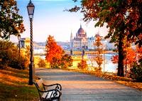 أماكن سياحية أوروبية في الخريف