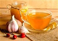 وصفة الشاي بالثوم المنحّف لتقوية جهاز المناعة