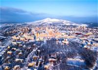أبيسكو في فصل الشتاء