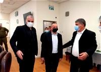 وزير العلوم يزور بلدية أم الفحم