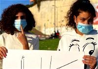 أم الفحم: طلاب ينظمون وقفة إحتجاجية