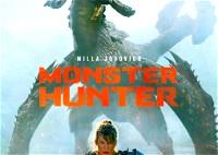 Monster Hunter يحقق إيرادات جيّدة