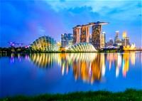 سياحة في سنغافورة وأنتم في المنزل