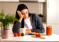 إشارة إلى أنّ الرجيم يؤذي صحتكم!