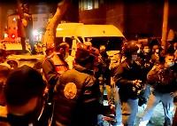 فيديو-القدس: سائق عربي حاول الهرب من هجوم للحريديم