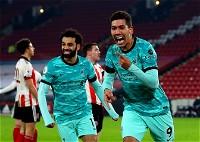ليفربول يعود لطريق الانتصارات بثنائية في شيفيلد
