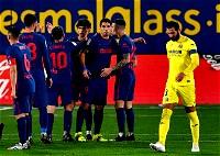 أتلتيكو يحبط أحلام برشلونة وريال مدريد بفوز صعب