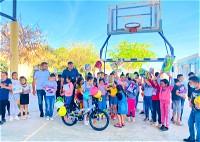 مدرسة السلام الابتدائية عرعرة النقب توزع جوائز
