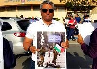 عطا أبو مديغم: أعمال الشرطة مدانة