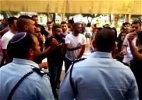 بئر السبع: 80 طالبا محتجزًا في السكن