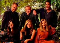 ما هي أرباح مسلسل Friends؟