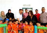كفرقرع: تدشين صالة ألعاب مغلقة للأطفال