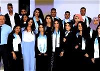 شعب| تخريج فوج جديد من مدرسة عفو فاعور