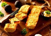 خبز الثوم بجبن الموزاريلا