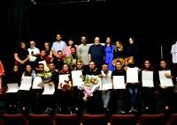 فرينج الناصرة تحتفل بتخريج الفوج الثاني من طلابها