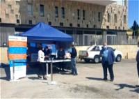 الناصرة: البدء باجراء فحوصات بالمركز الجماهيري بايس