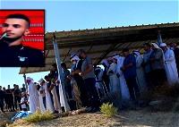 النقب: تشييع جثمان صابر أبو قرينات