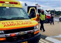 إصابة خطيرة بحادث طرق قرب رمات يشاي