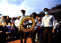 يركا: تشييع جثمان الشرطي حسام صغيّر