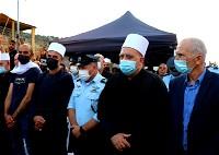 الشّيخ موفق طريف: المسؤوليّة تقع على منفّذ عمليّة الدّهس