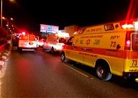 9 اصابات بينها خطيرة بحادث طرق قرب صفد