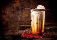 طريقة تحضير قهوة مثلجة بالفانيليا