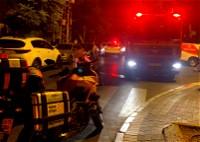 اللد: سقوط رجل في بئر مصعد كهربائي