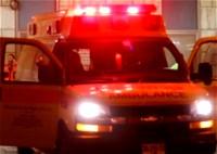حورة: اصابة شاب اثر تعرضه للدهس