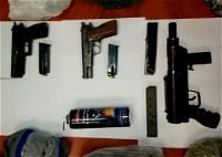 اعتقال 9 مشتبهين من دبورية وضبط أسلحة