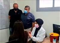 حملة تطعيمات لطلاب المدارس في الشمال