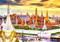 زوروا معنا القصر الكبير في بانكوك