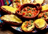 تغمسية البندورة من المطبخ المكسيكي