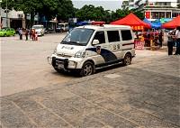 غريب| صيني يتوسل للشرطة أن تحتجزه!