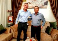رئيس بستان المرج يستقبل نائب وزيرة الاقتصاد