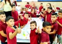 مدرسة عبد العزيز امون في دير الاسد تحيي ذكرى المولد