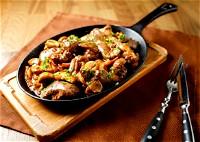 طريقة تحضير كبدة الدجاج بالبصل