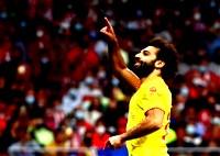 صلاح أول لاعب في تاريخ ليفربول يهز الشباك في 9 مباريات متتالية