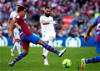 كلاسيكو: ريال مدريد يفوز على برشلونة