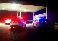 الشرطة تحقق في سطو مسلح على عامل بمحطة تبوز رهط