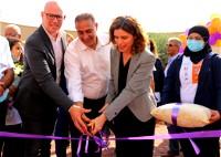 كفرقرع تحتفل بتدشين مشروع الطاقة الشمسية