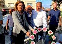 زاندبرغ تزور النصب التذكاري لشهداء كفرقاسم