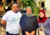اعدادية محمود درويش مجدالكروم تواصل مشروعها الانتمائي