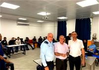 طرعان: افتتاح دورة ركوب دراجات هوائية بمدرسة منارات